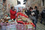 Mercatini di Natale al Ricetto di Candelo