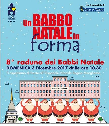 Un Babbo Natale in Forma - Torino 2017