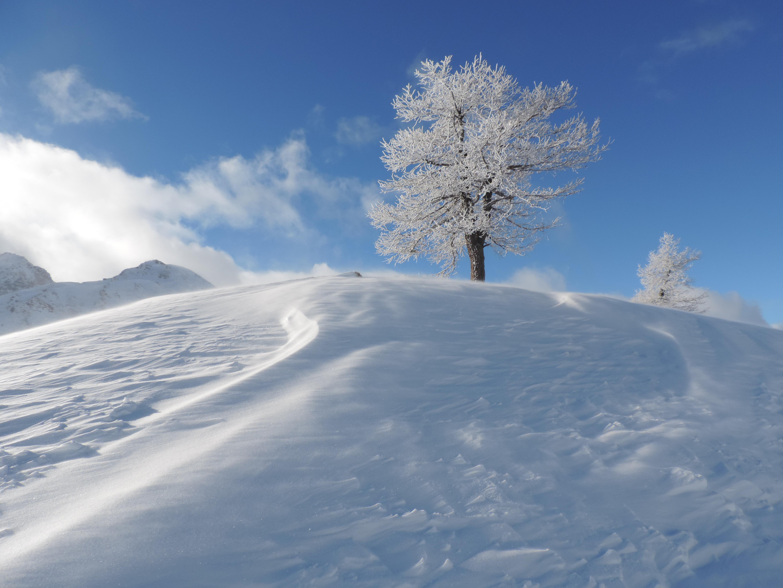 Boom di turisti sulle montagne del piemonte per un inverno for Foto inverno per desktop
