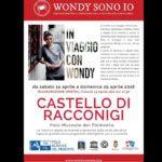 wondy-sono-io-castello-racconigi-2018