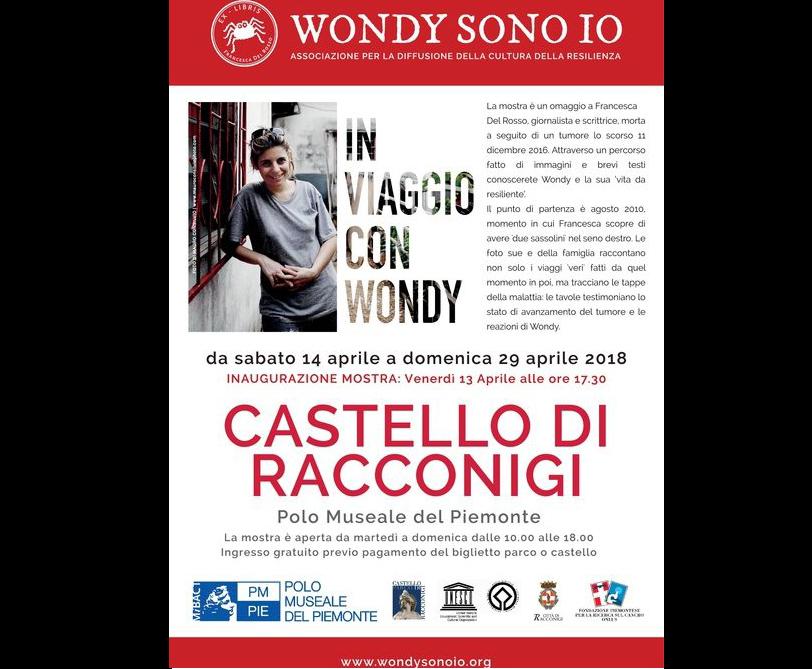 In viaggio con wondy castello di racconigi 2018 for Eventi piemonte domani