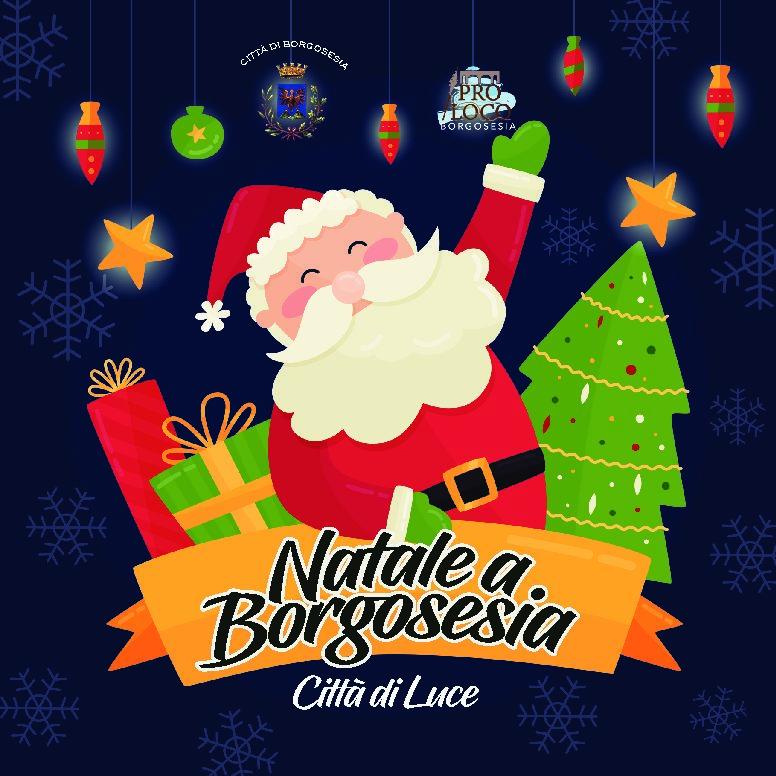 Natale a Borgosesia