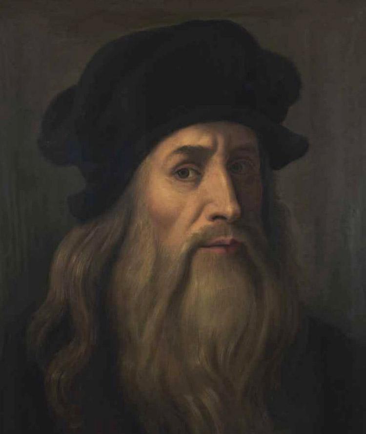 Leonardo da Vinci – The Genius