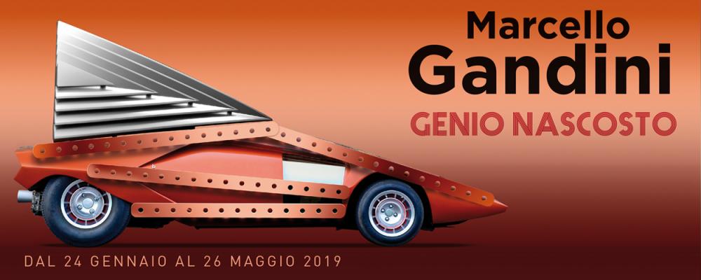 """Mostra """"Marcello Gandini. Genio nascosto"""" al Museo dell'Automobile"""