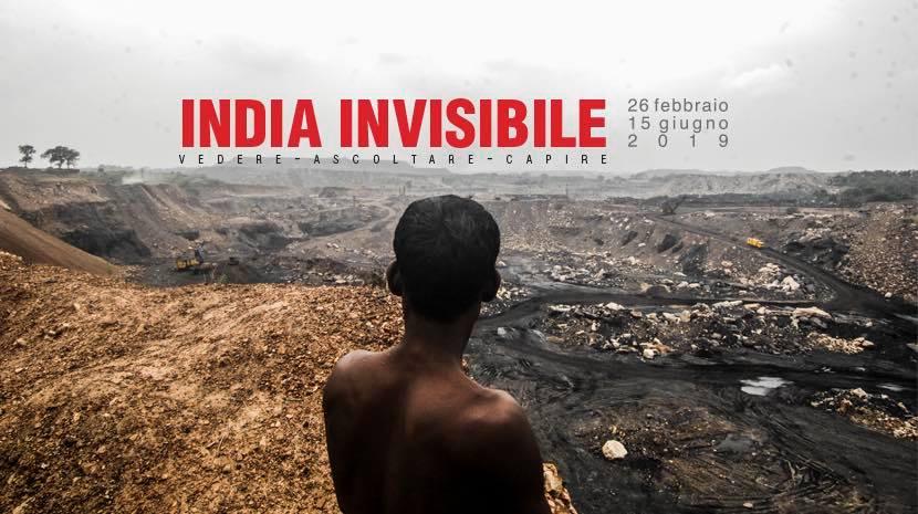 India Invisibile. Vedere - Ascoltare - Capire