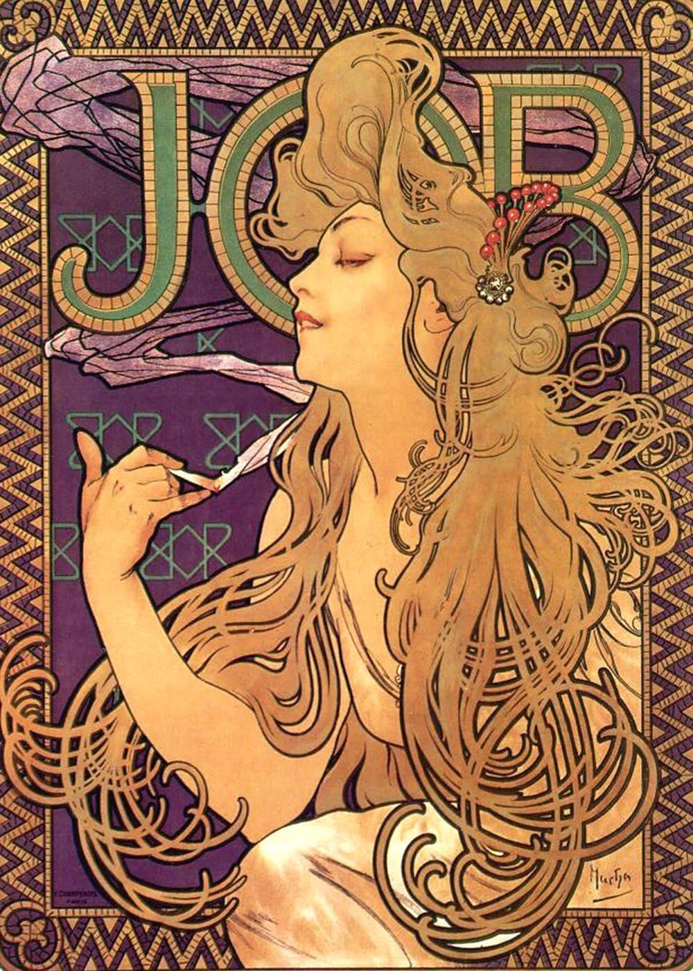 Art Nouveau: Il trionfo della bellezza