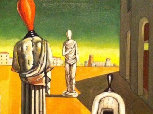 Giorgio de Chirico. Ritorno al futuro