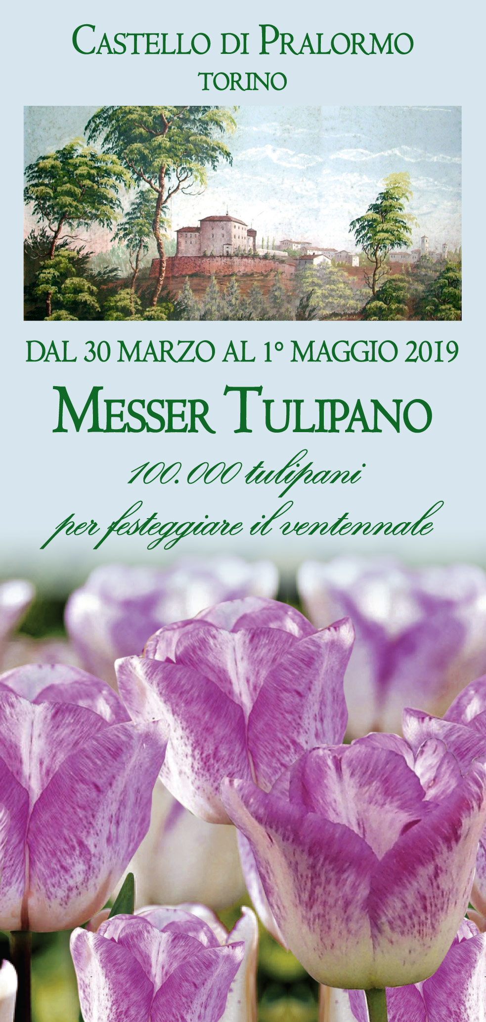 Messer Tulipano 2019