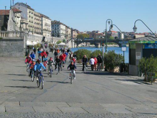 Primo Maggio - Torino in Bicicletta
