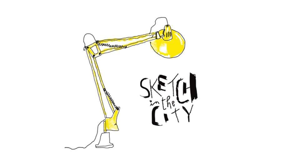 Sketch in the City - I Nuovi Muri