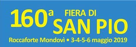160^ Fiera di San Pio 2019