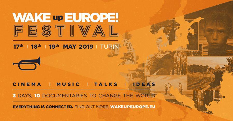 Wake Up Europe Festival