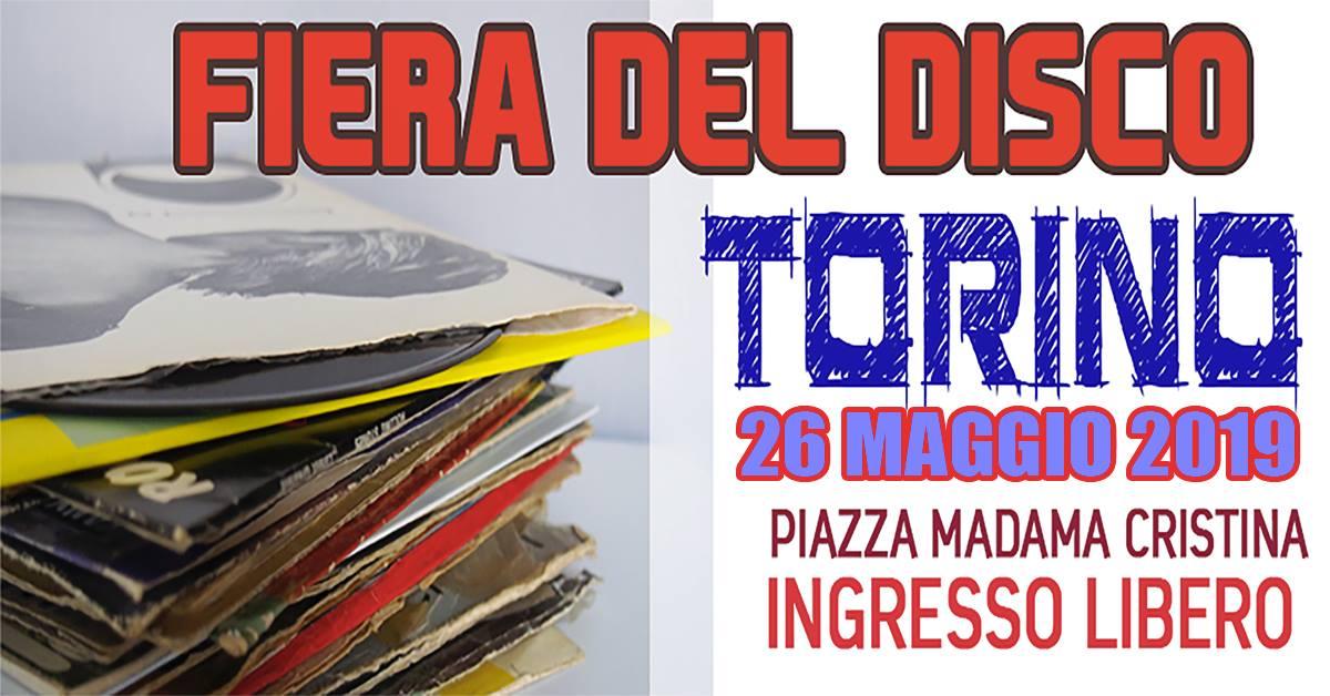 Fiera del Disco - Torino