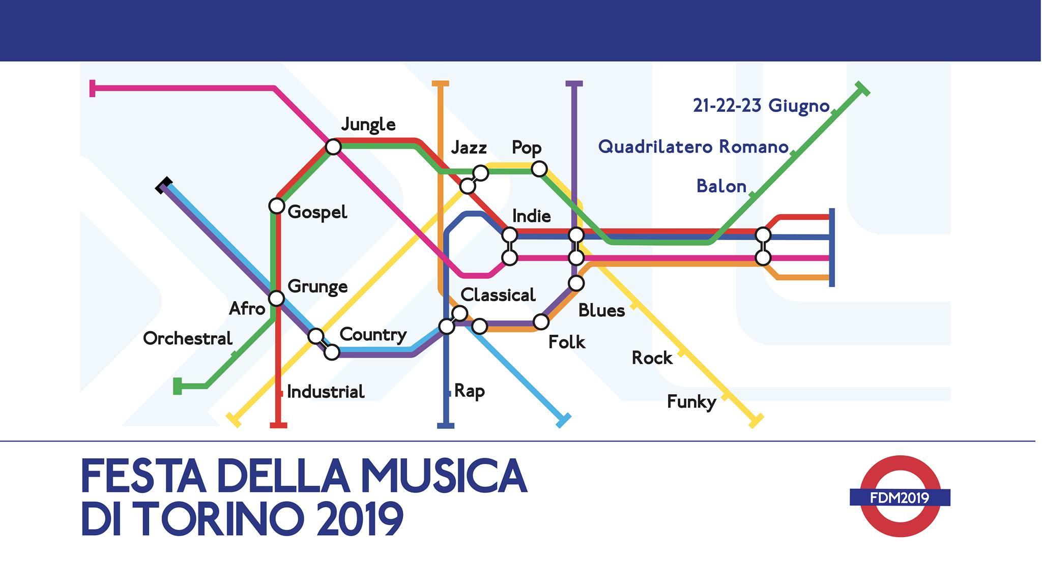 Festa della Musica 2019 - Torino