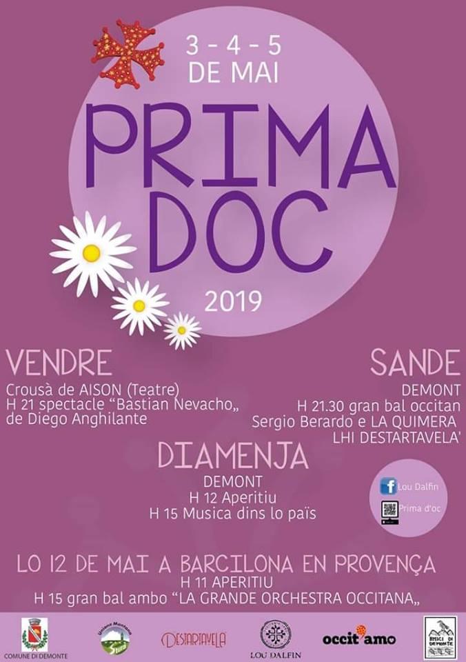 Prima D'Oc 2019