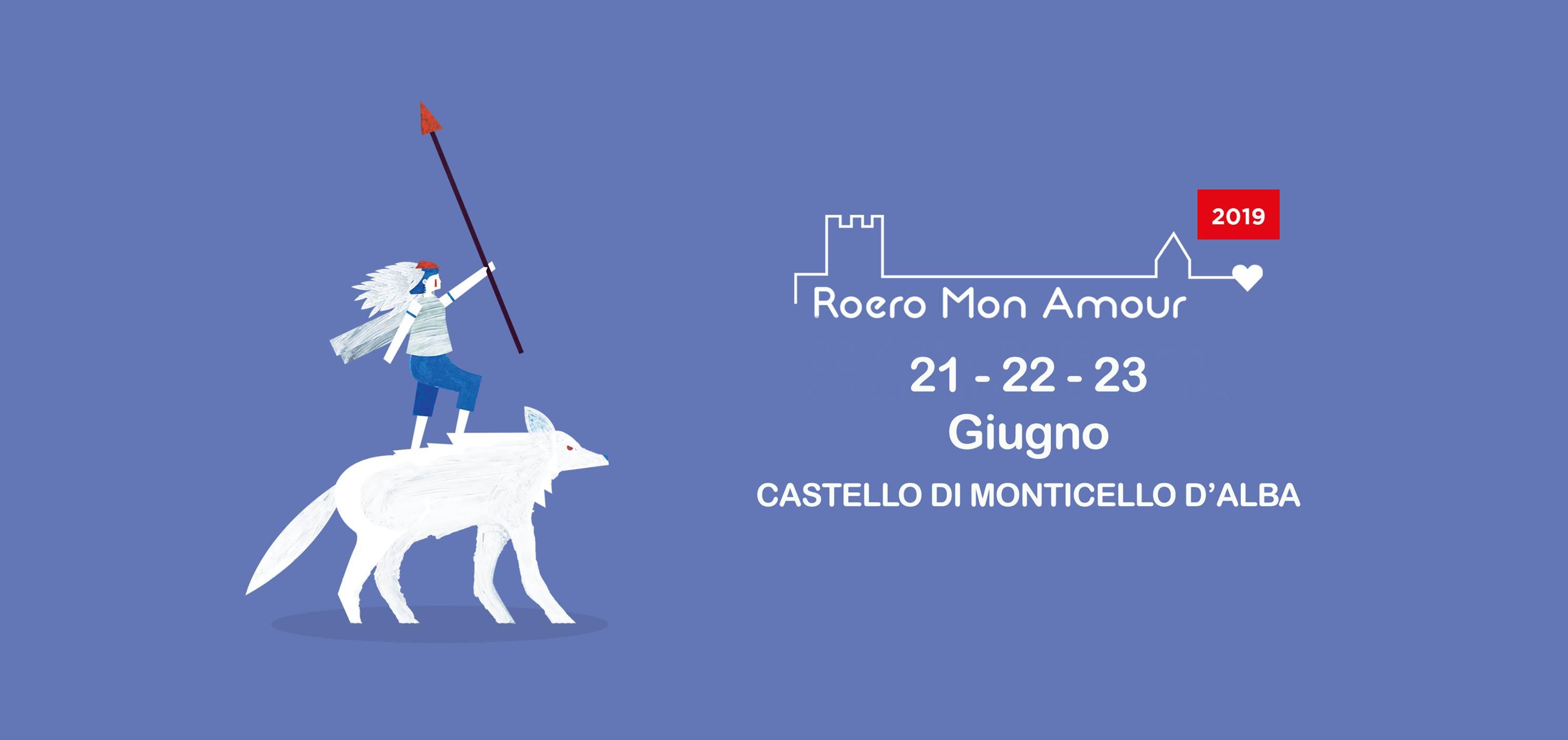 Roero Mon Amour - Castello di Monticello D'Alba