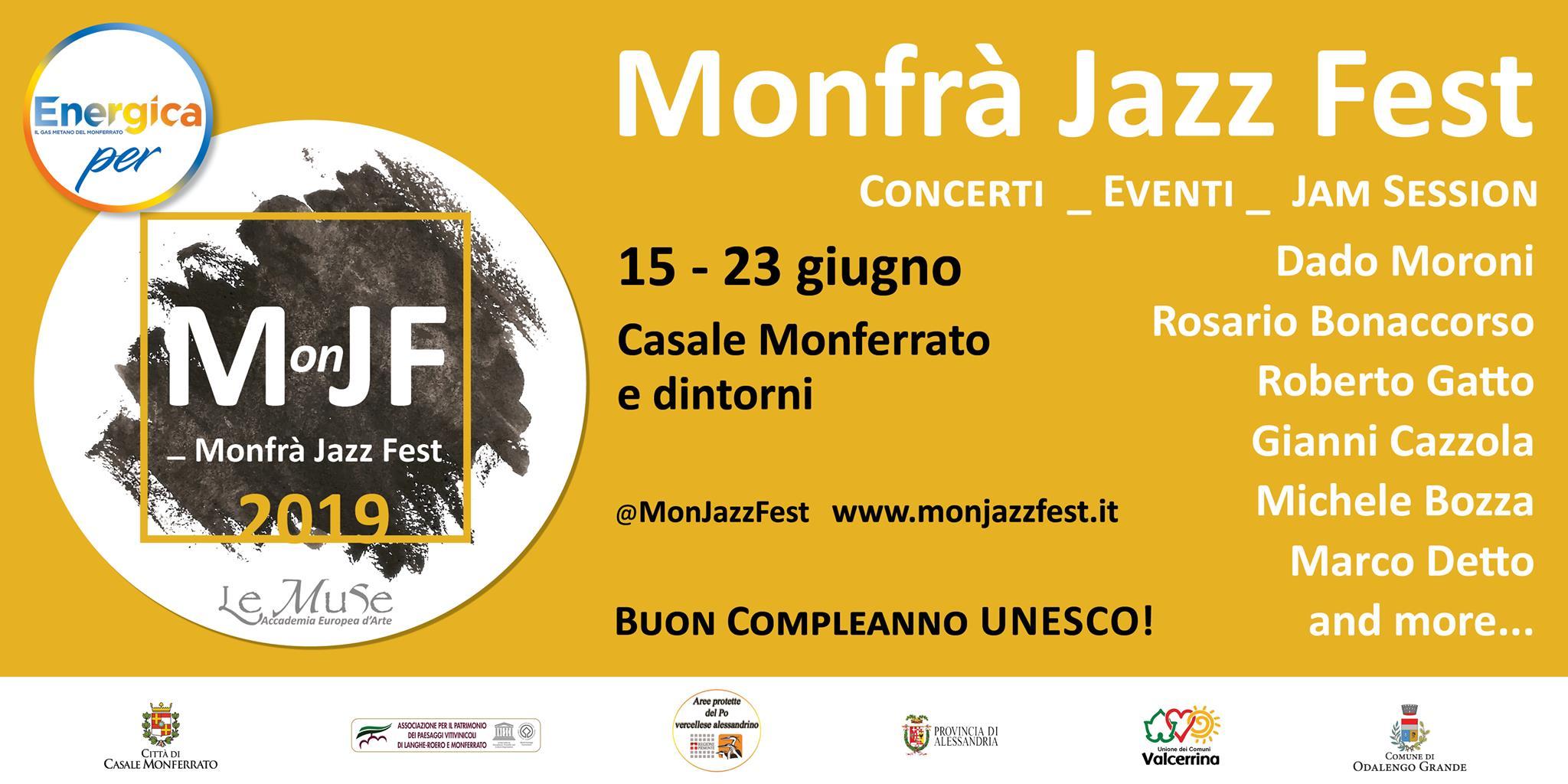Monfrà Jazz Fest 2019