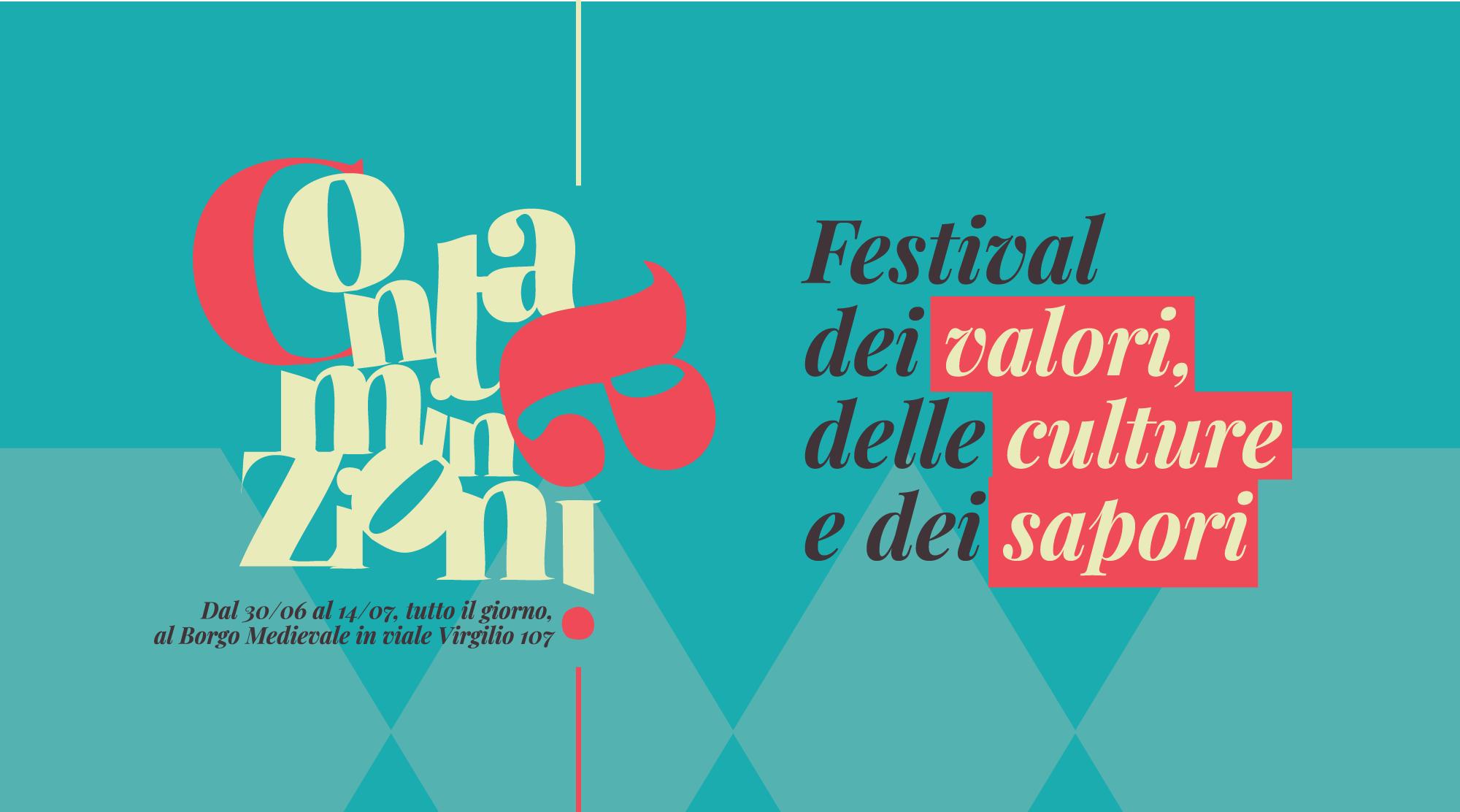 Contaminazioni Festival - Borgo Medievale Torino