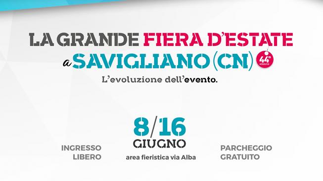 Grande Fiera d'Estate 2019 - Savigliano