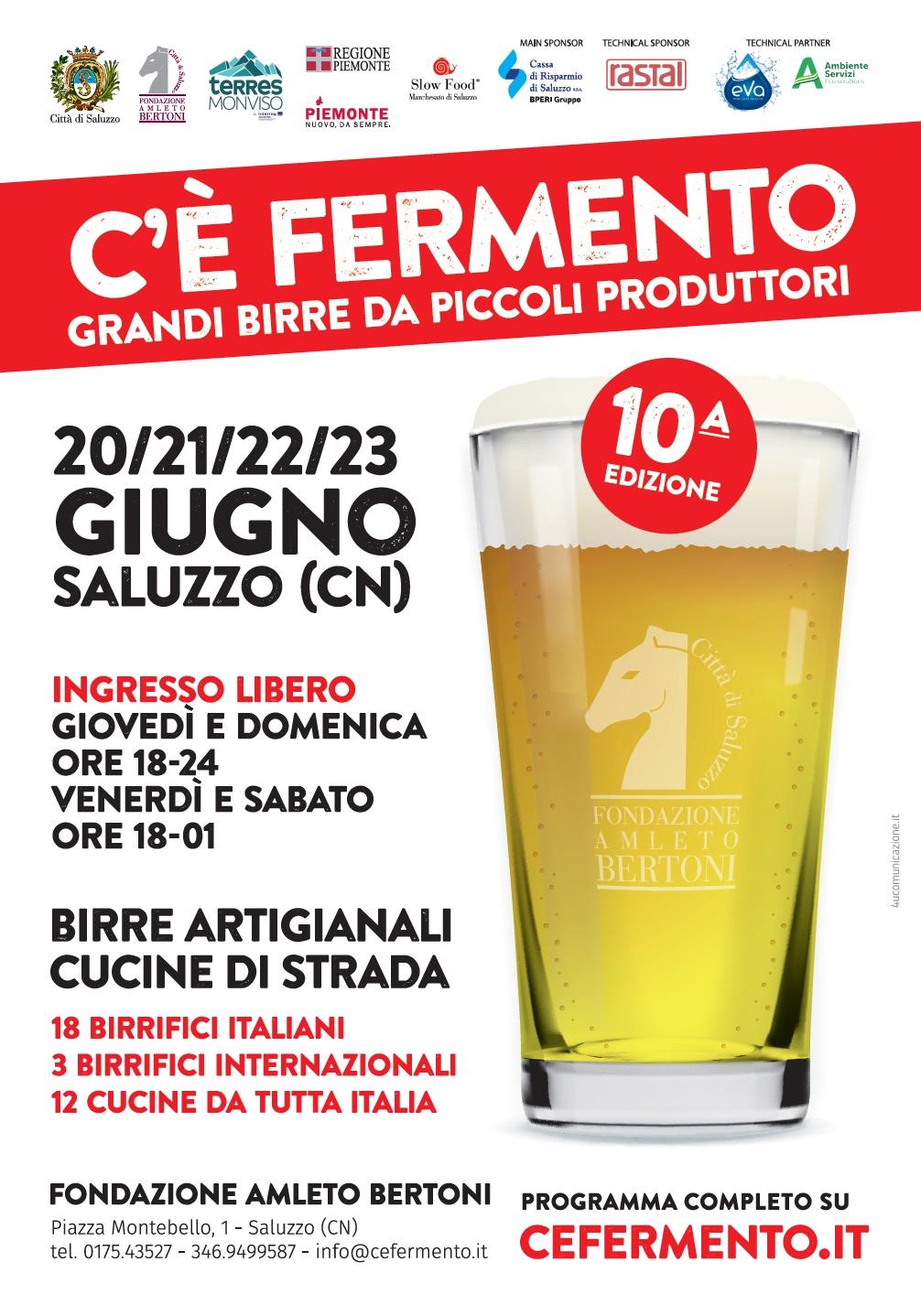 C'è Fermento 2019 - Saluzzo