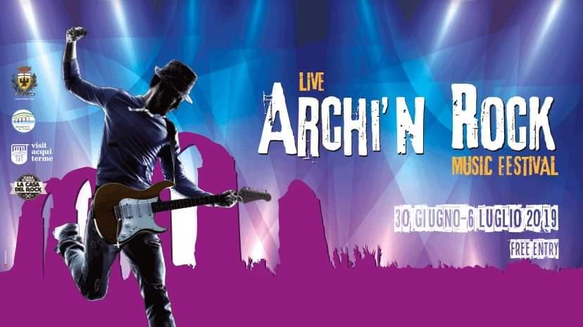Archi'N Rock Musica Festival - Acqui Terme