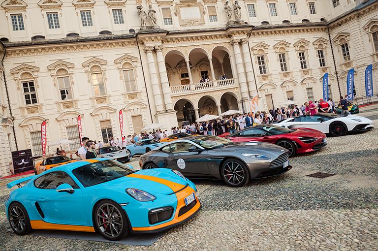 Salone dell'auto all'aperto - Torino 2019