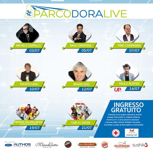 Parco Dora Live 2019