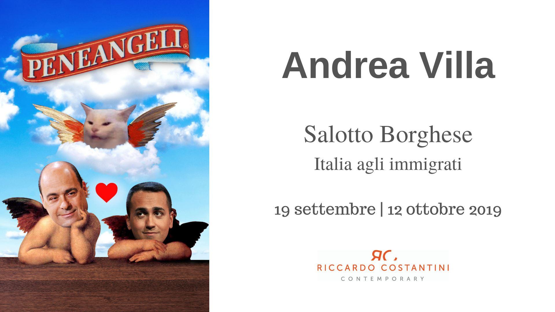 Andrea Villa - Salotto Borghese