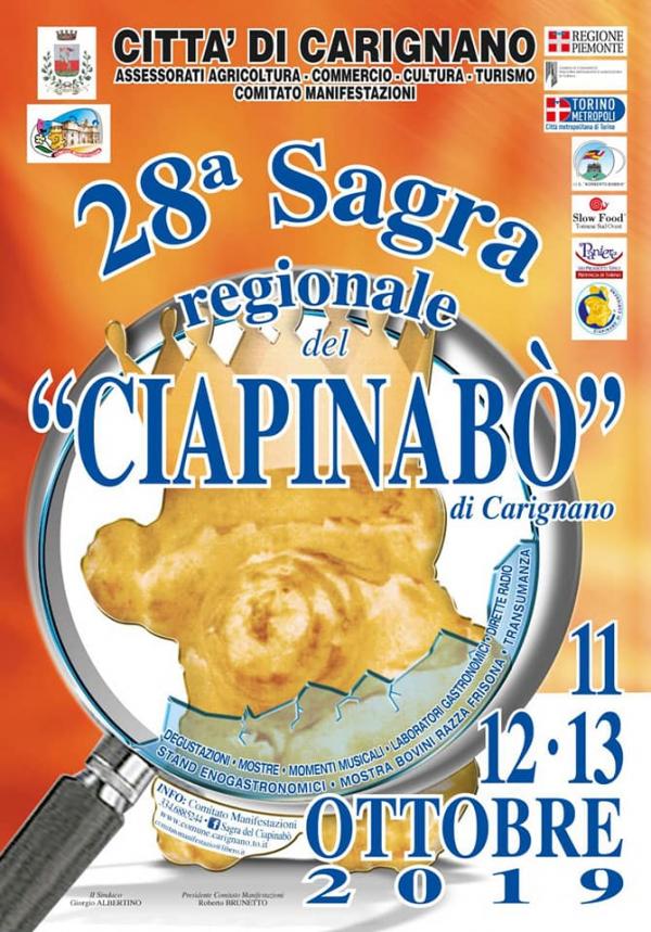 Sagra del Ciapinabò a Carignano