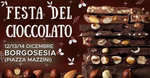 Christmas Village Borgosesia - Festa del cioccolato