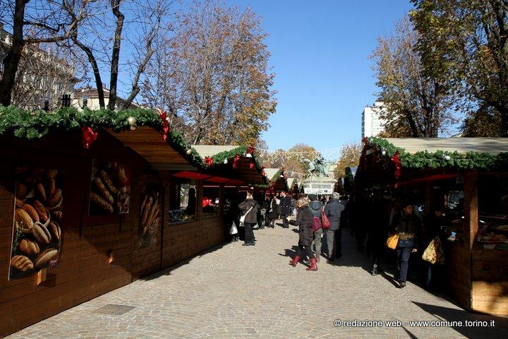 Natale ai giardini - Alessandria
