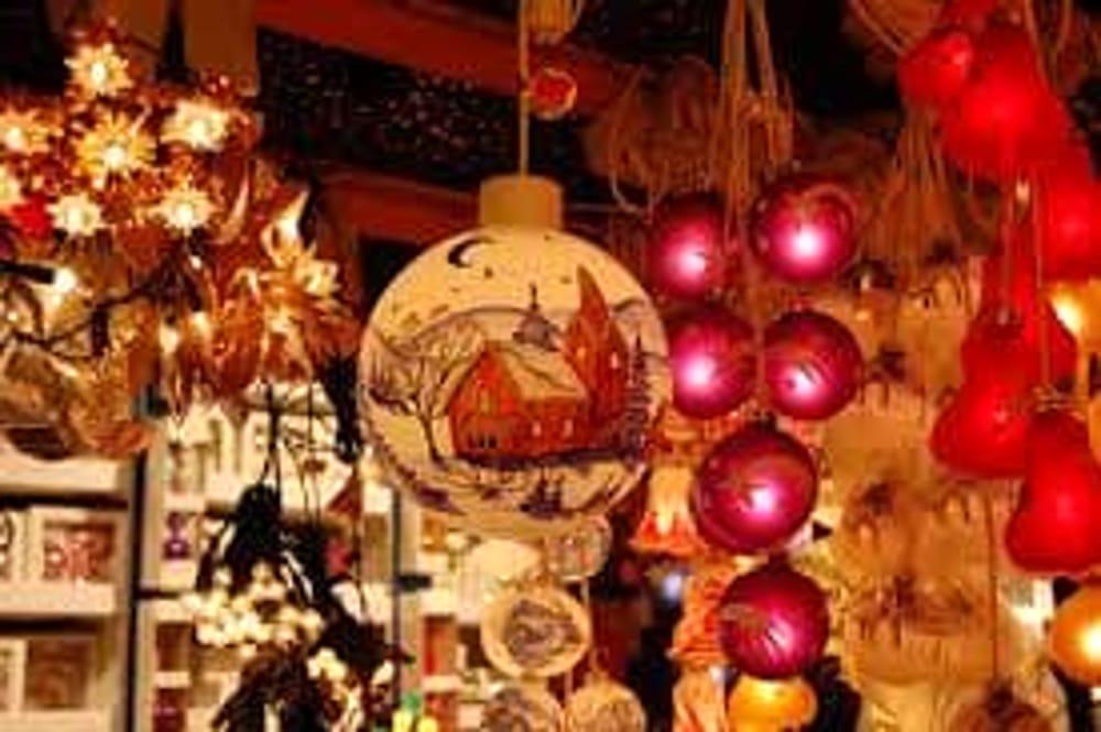 Mercatino di Natale in Piazza Santa Rita
